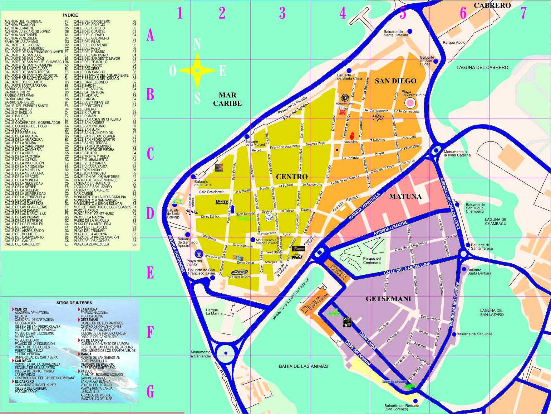 Housing in Cartagena
